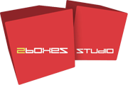 Logo 2Boxes Studio
