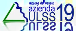 Logo Azienda ULSS 19 - Regione Veneto