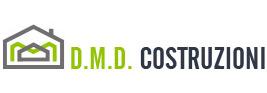 Logo D.M.D. Costruzioni